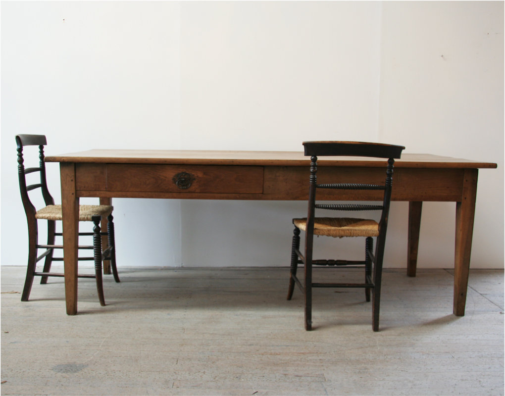 French Table de Ferme   Haunt   Antiques for the Modern Interior