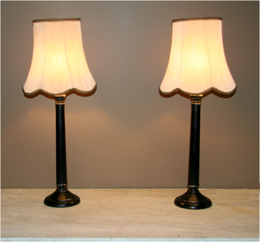 Madeleine Castaing Inspired Lamps Haunt Antiques For