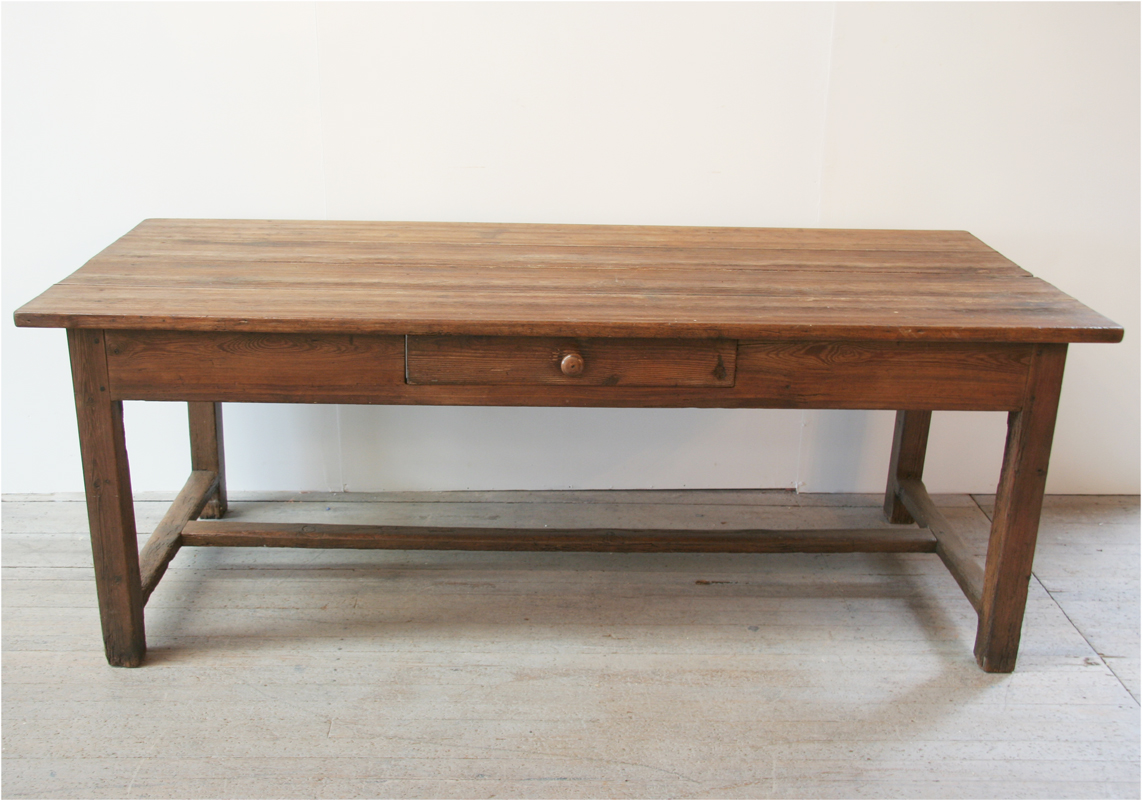 French 19th Century Farmhouse Table