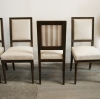 Set of 4 Louis 16 Style Dining Chairs