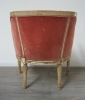 Louis 16 Style Boudoir Chair