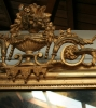 French Régence Style Gilt Mirror