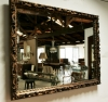Sculpted 19th C Italian Mirror