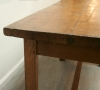 Long French Oak Rustic Dining Table