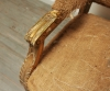 Deconstructed French Gilt Settee