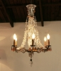 French Marseillan Chandelier