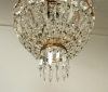 French Montgolfier Chandelier