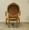 Pair Of Louis 16 Style Fauteuils