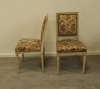 Set Of 6 Louis 16 Revival Dining Chairs
