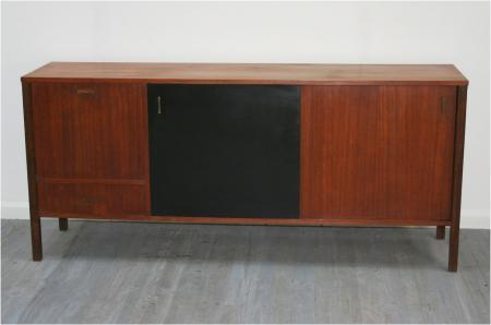French Modernist sideboard in the style of Alain Richard