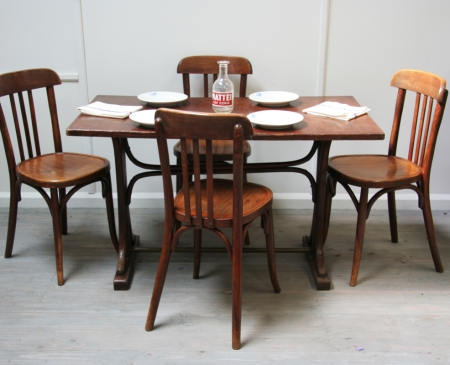 Baumann Café Chairs