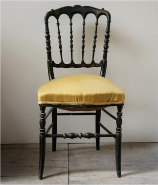 Napoleon III Side Chair