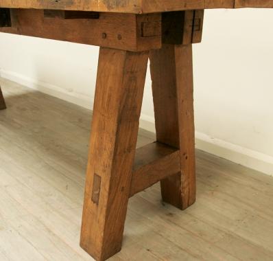 Rustic Worktable