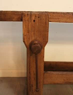 Small 19th Century workbench