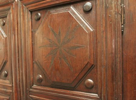 Late 17th Century Spanish Armoire