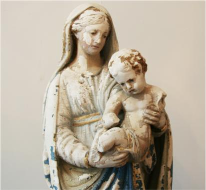 analysis of virgin and child statue The painting of the virgin and child with saint analysis of virgin and child with it conveys the purity and virgin statues of mary through symbolic.