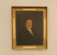 Late Empire Portrait