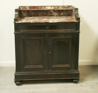 French Ebonised Buffet
