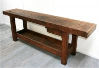 Large French Workbench